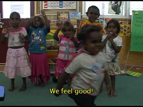123 Kids Song in Pitjantjatjara