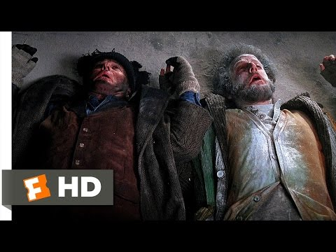 Home Alone 2: Lost in New York (1992) - A Kid vs. Two Idiots Scene (5/5) | Movieclips Mp3