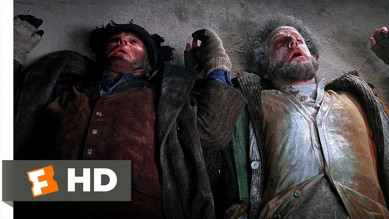 Home Alone 2 Lost In New York 1992 A Kid Vs Two Idiots Scene
