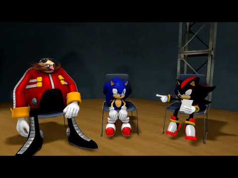[SFM] Sonic - The Fastest Thing Alive