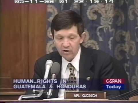 US Congress: Human Rights in Guatemala and Honduras