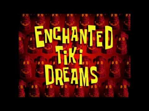 SpongeBob SquarePants Song: Squidward's Tiki Land