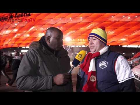 Bayern Munich 5 Arsenal 1 |  It's Bleak & Scary Times For Arsenal!