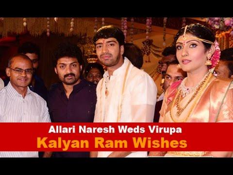 Nandamuri Kalyan Ram Wishes Allari Naresh And Virupa Evv