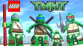 LEGO Marvel Superheroes - TMNT (MOD) - Teenage Mutant Ninja Turtles