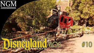 Disneyland Vlog #10 ~ Day 3 | A Closer Look at the New Thunder Trail