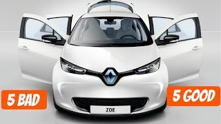Renault Zoe 40 Kwh 5 Bad Things And 5 Good Things | Pros and Cons