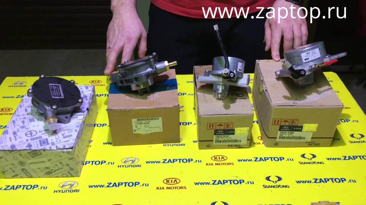 Отгрузка двигателя Киа Соренто 2.5 дизель D4CB 170 л.с. - YouTube