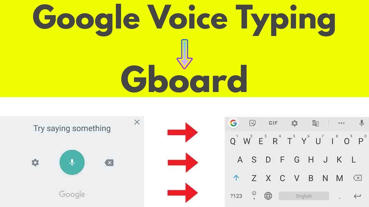 Update Android 12: Ini Cara Mengaktifkan Gboard Voice Typing di Aplikasi Gboard