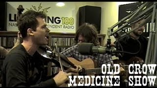 Old Crow Medicine Show - Alabama High-Test - Live at the Lightning 100 studio
