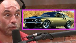 Joe Rogan on Classic Muscle Cars