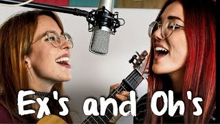 Ex's and oh's - Elle King (Gemma y Carla cover)