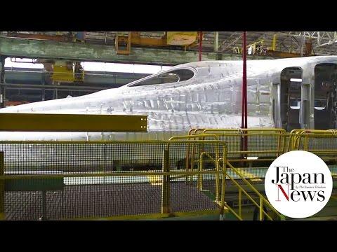 Nippon Sharyo rolls ahead, making railway cars since 1896 - The Japan News