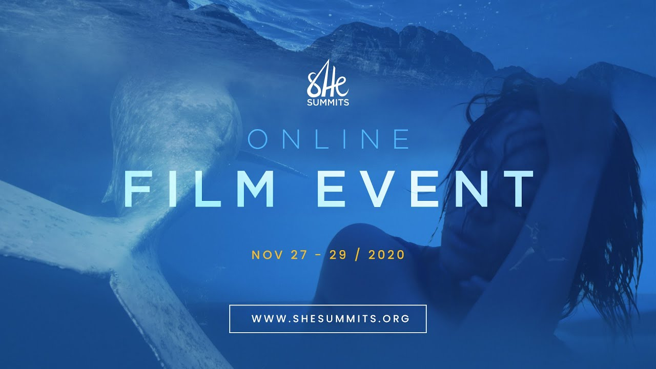 She Summits Trailer November 27-29, 2020
