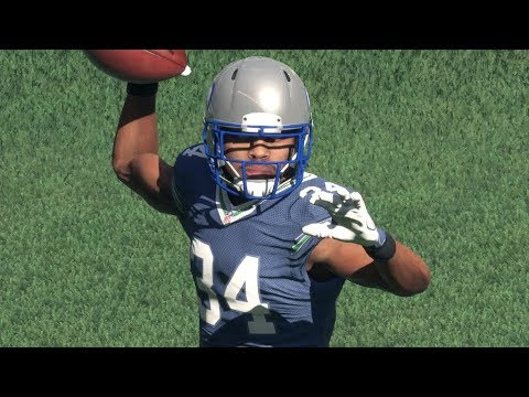 Madden 18 Top 10 Plays of the Week Episode 16 - Halfback Pass Touchdown?