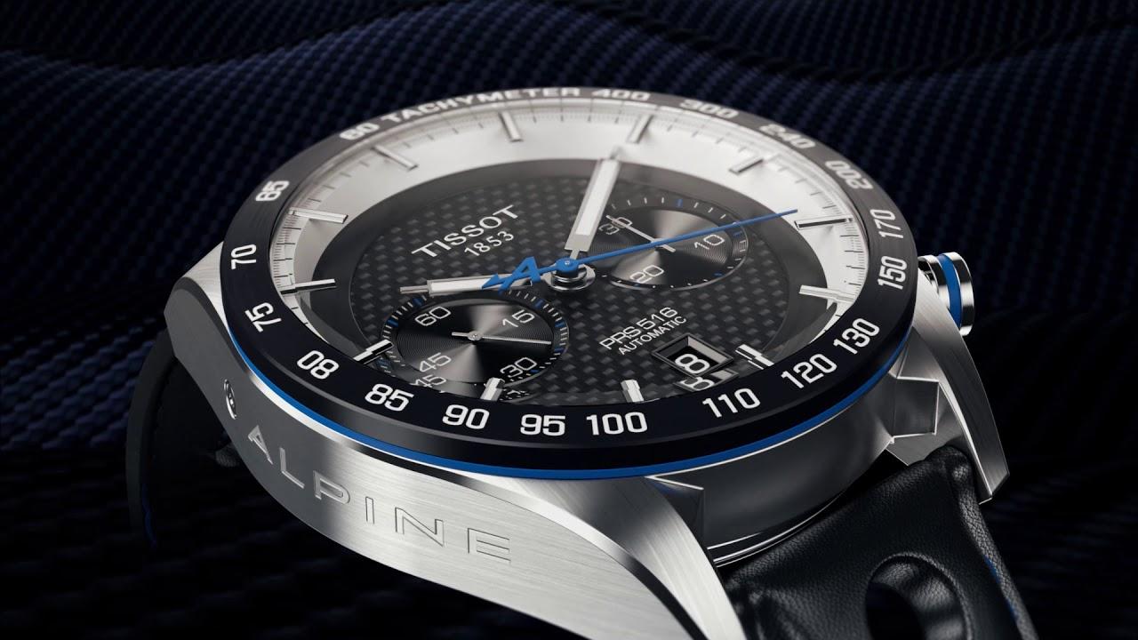Tissot Prs 516 Alpine Limited Edition Valjoux T100 427 16 201 00