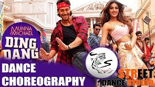 Ding Dang - Video Song   Munna Michael 2017   Tiger Shroff & Nidhhi Agerwal   Javed - Mohsin
