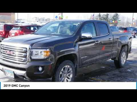 2019 GMC Canyon Forest Lake Minneapolis St. Paul 19038