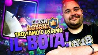 Troviamo e usiamo il Boia! | CLASH ROYALE Commentary Cicciogamer89