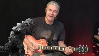 Godzilla Rock Riff - Guitar Lesson