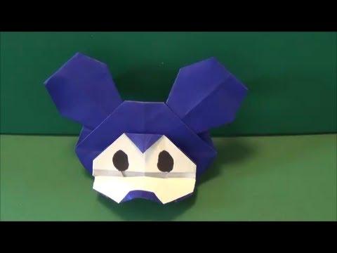 ハート 折り紙 折り紙 ミッキー 折り方 : vongi.blog72.fc2.com