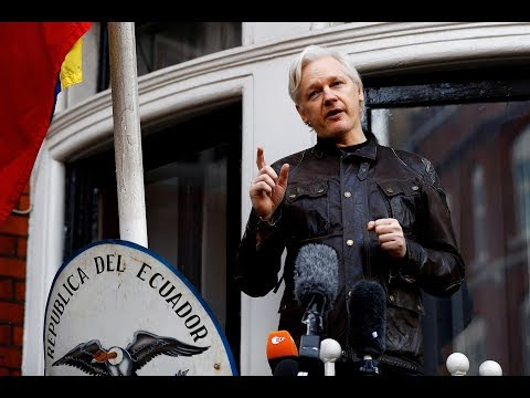 Julian Assange's Trial Against Ecuador Violating His Rights Has An Unexpected Outcome