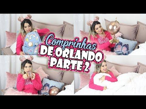 COMPRINHAS DE ORLANDO PARTE 2 | Kathy Castricini