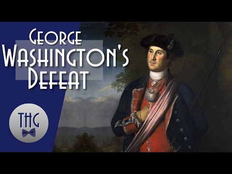 George Washington's Defeat: The Battle Of Fort Necessity