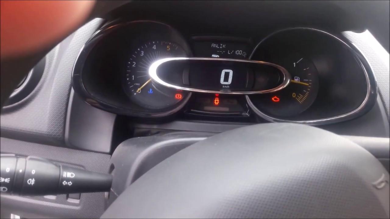 Renault Radyo Kodu Girme