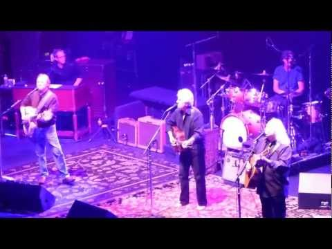 """Just A Song Before I Go"" Crosby, Stills & Nash Live @ Riverside Theater - Milwaukee, WI - 8/5/12"
