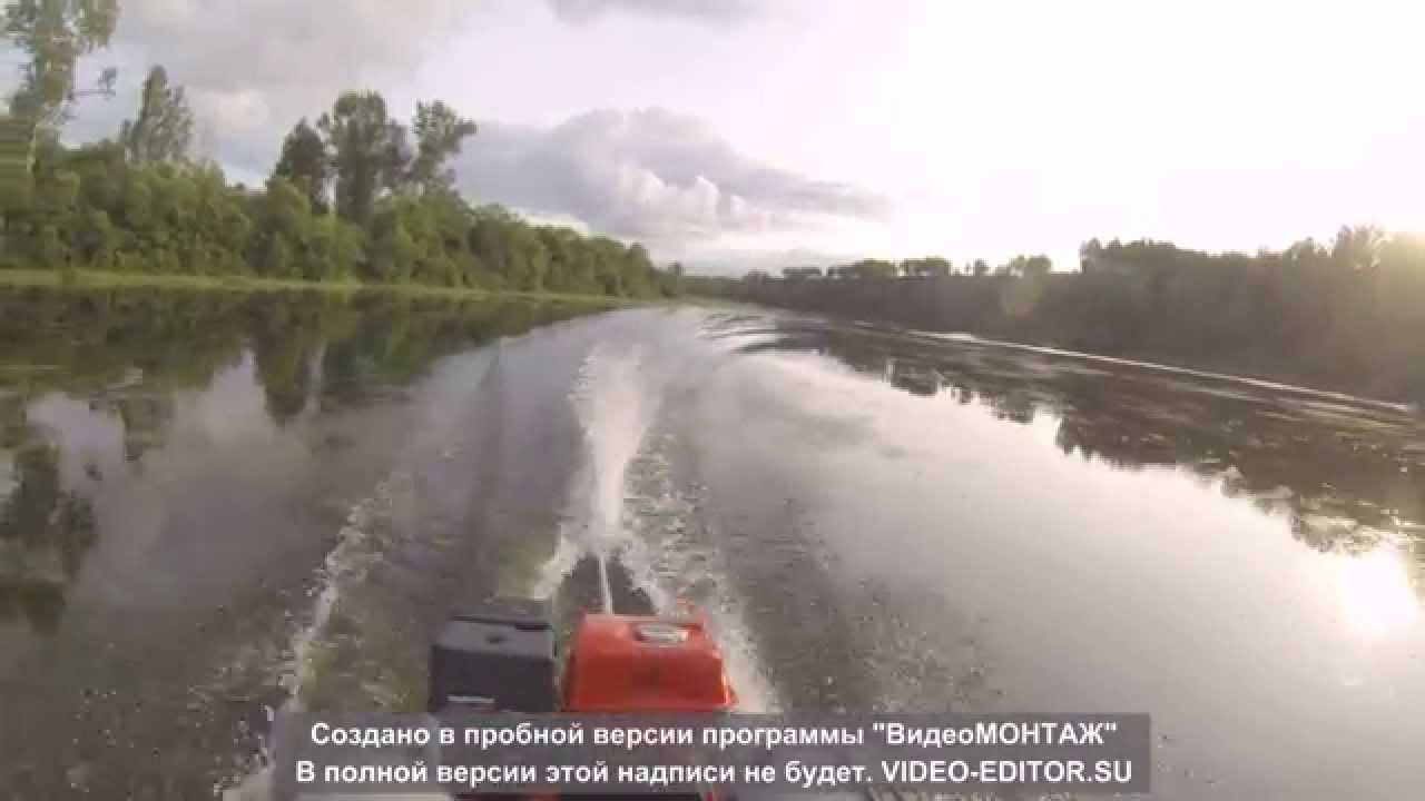 Полный обзор деталей мотор-весла и насоса ВД - YouTube