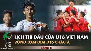 🔥🔥TRỰC TIẾP U16 Việt Nam vs U16 Ma Cao: ĐỘC CHIẾM ngôi đầu!