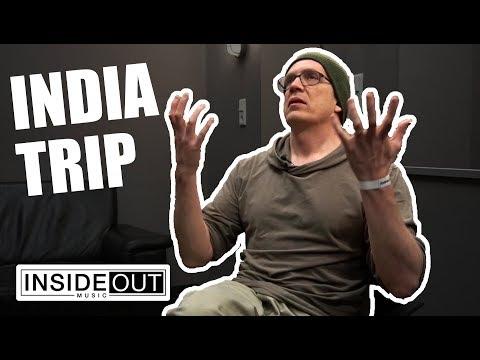 DEVIN TOWNSEND Talks His India Trip