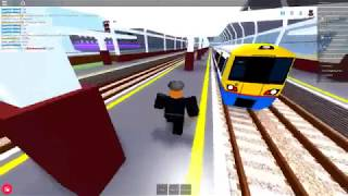 ROBLOX | Mind The Gap | My First Video