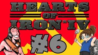 Hearts of Iron IV - Communist Party...with Briarstone! - Part 6