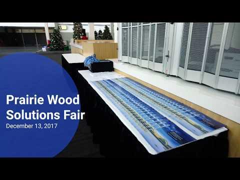 Wood Solutions Fair Dec  13 2017 Video