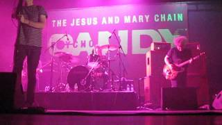 JESUS & MARY CHAIN - TASTE THE FLOOR, Miami Live 2015