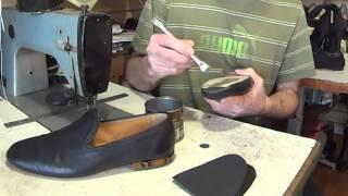 Тюнинг GUCCI. Ремонт обуви.
