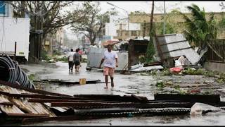 Super Typhoon Ompong (Mangkhut)in Philippines, Laoag, Aparri, Cagayan Valley, Manila,