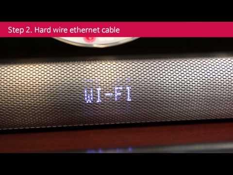 LG Music Flow Setup Guide for Sound Bar & MR140 User