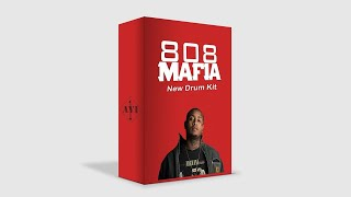 New Free Drum Kit 808 Mafia August 2019 3 Beats Link In Description