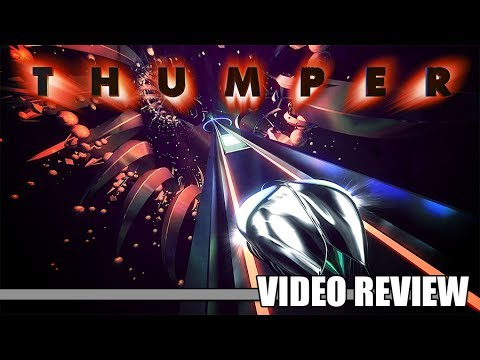 Review: Thumper (Switch) - Defunct Games