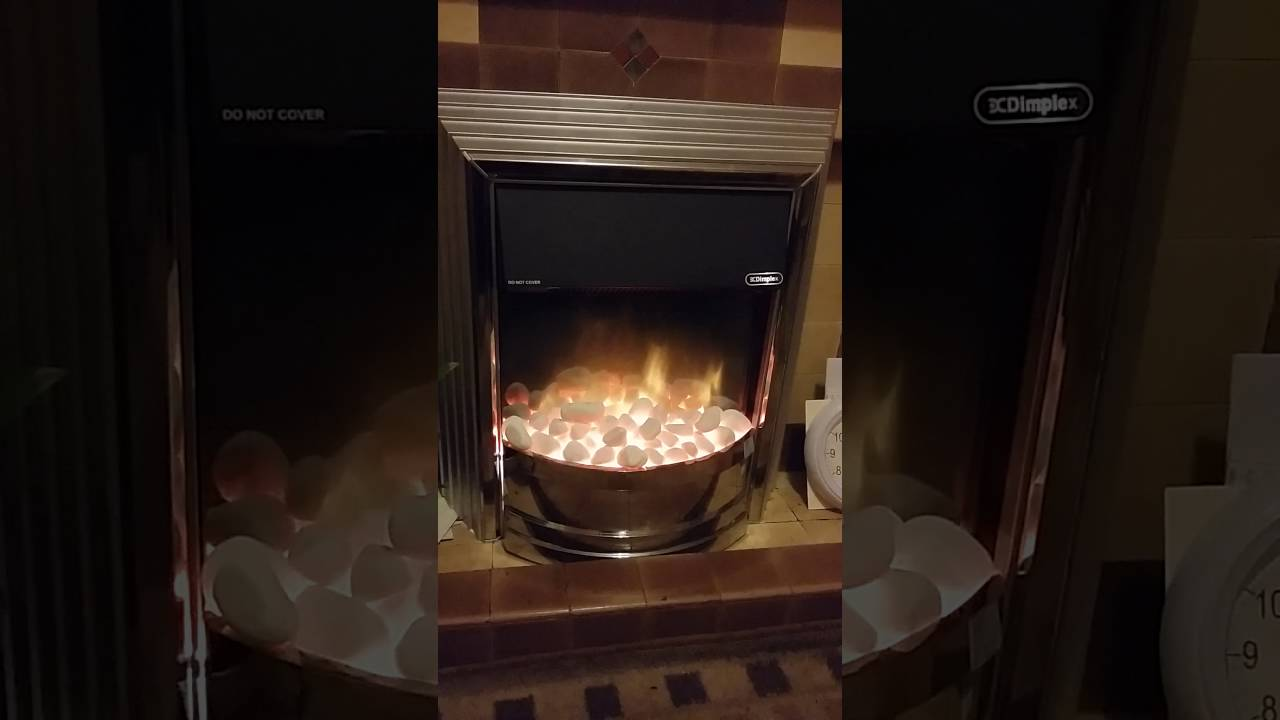 artificial fire flames youtube