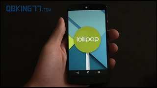 Android 5.0 Lollipop Developer Preview Review