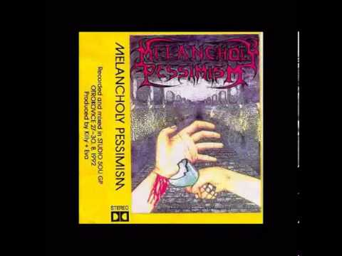 Melancholy Pessimism - demo 1992 full