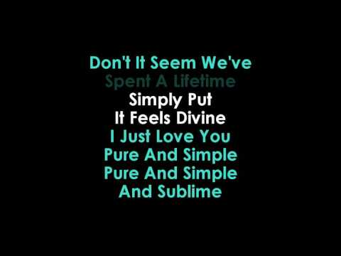 Dolly Parton Pure And Simple Karaoke