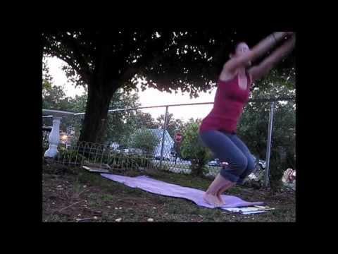 Summer Solstice yoga- Jivamukti & Tripsichore Sun ...