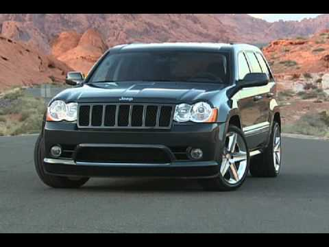 New Jeep Grand Cherokee SRT8 2010