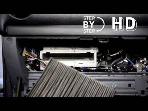 How to change replace Cabin Air Filter mazda 6 – HD STEP BY STEP – DIY – DO IT YOURSELF