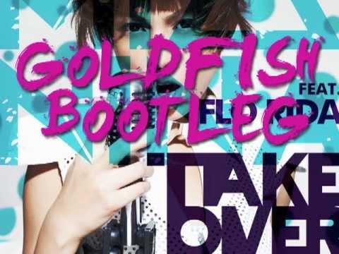 Mizz Nina feat. Flo Rida - Takeover (Goldfish Bootleg)